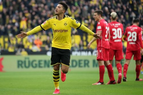 Kevin de Bruyne sends Jadon Sancho transfer message to Man Utd
