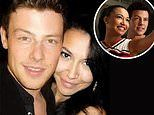 Cory Monteith's mother Ann McGregor pays tribute to Naya Rivera