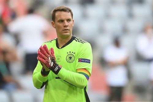 Manuel Neuer facing UEFA probe for supporting Pride Month with rainbow armband