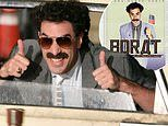 Sacha Baron Cohen's Borat 2 release date is revealed as 'Amazon Prime gets exclusive rights'