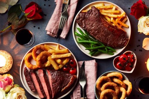 Iceland to launch £8 Valentine's Day meal deal that includes two luxury steaks
