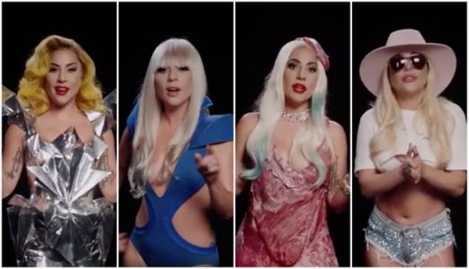 Lady Gaga Recreates Her Most Iconic Looks In Rousing Election Video