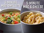 Parents reveal the clever microwave mug meals you can make in minutes