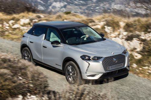 New DS 3 Crossback E-Tense prototype review