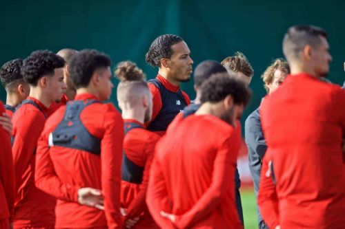 How Liverpool will return to full-contact training - and the earliest the Premier League can restart