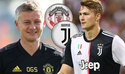 Matthijs de Ligt hits out at 'too fat for Man Utd' rumour after Juventus transfer