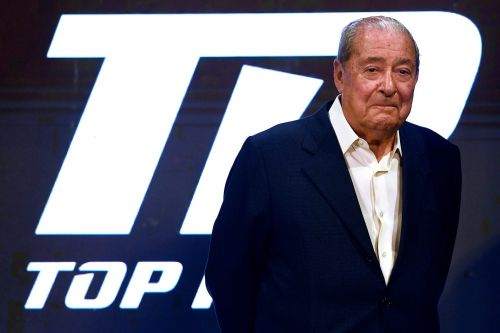 One of boxing's most powerful executives says Top Rank is for sale, and 3 heavyweight companies have talked to him about buying