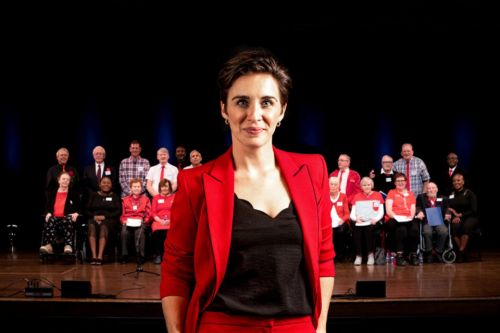 Line of Duty's Vicky McClure's choir to help dementia sufferers was inspired by memory of how music helped her nan