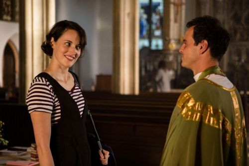 Fleabag: Phoebe Waller-Bridge just explained The Hot Priest's Fourth Wall moment