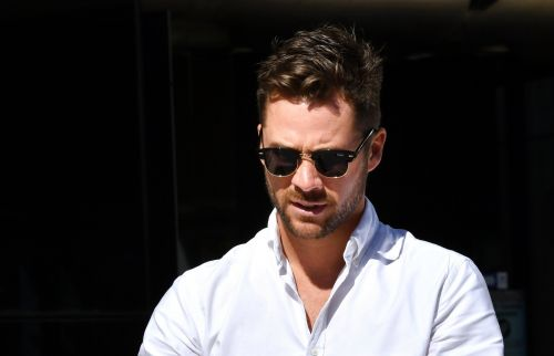 Neighbours star Scott McGregor attends court after 'being glassed in strip club'