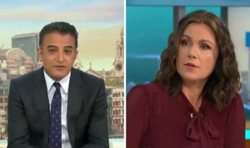 Susanna Reid halts GMB to pay tribute to co-star: 'Sorry to spring this on you'