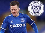 Everton winger Bernard 'wanted by Dubai-based Al Nasr'