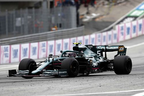 """Aston Martin wants to make F1 livery """"pop"""" more on TV"""