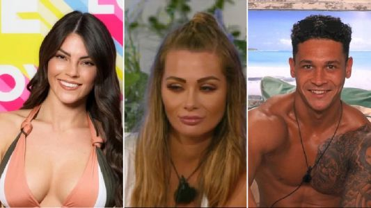 Love Island's Shaughna Phillips dictates stern warning to Rebecca Gormley via Callum Jones