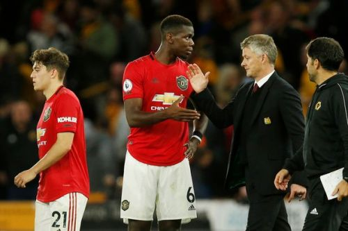 Ole Gunnar Solskjaer explains why Paul Pogba took Man Utd penalty over Marcus Rashford