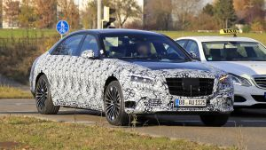 New 2020 Mercedes S-Class: further specs confirmed