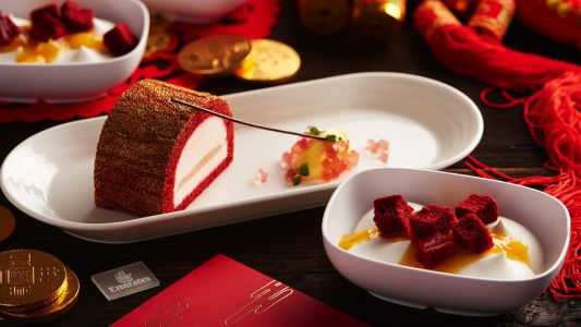 Emirates to offer festive treats to celebrate Chinese New Year
