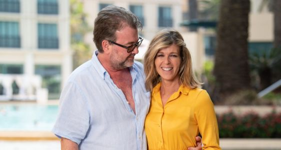 Kate Garraway's husband Derek Draper 'is not out of the woods' after waking up from coma: 'It's a slow and uncertain path'