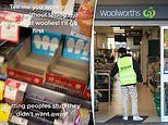 Woolworths workers reveal the annoying act that frustrates them most about shoppers
