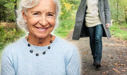 Parkinson's disease - do you walk like this? The signs of Parkinson's hidden in your steps