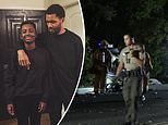 Frank Ocean's younger brother, 18, 'dies in fiery car collision with tree early Sunday'