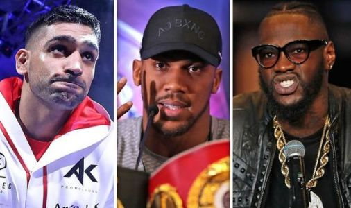 Boxing news: Amir Khan WON'T retire, Anthony Joshua called out, Wilder makes AJ claim