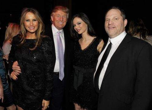 Trump Praises Harvey Weinstein Conviction As 'Great Victory' For Women