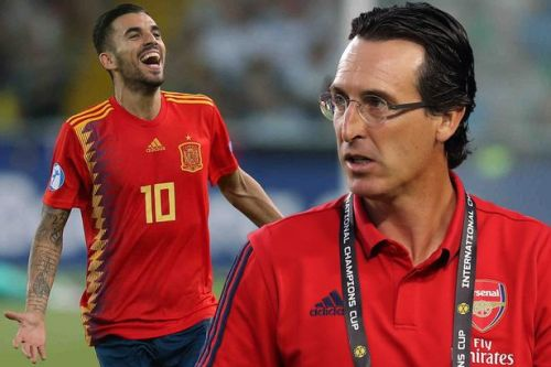 Unai Emery confirms Arsenal are close to completing Dani Ceballos loan transfer