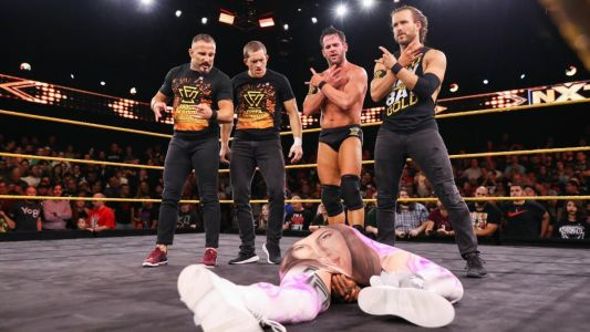 NXT results and recap: Undisputed Era take out Velveteen Dream