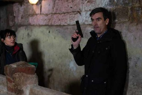 5 Emmerdale spoilers for next week: who does Cain shoot? Is Vanessa's son still alive?