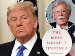 White House officials falsely claimed John Bolton's book contained classified information