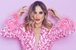 Rosie Fortescue talks empowering women, business during COVID and her jewellery brand's fifth birthday