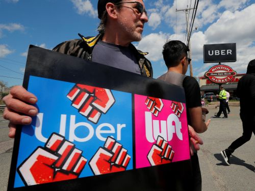 For the first time ever, Uber drivers and other gig workers would qualify for unemployment insurance as part of the Senate's $2 trillion coronavirus stimulus bill