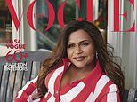 Mindy Kaling admits she experienced 'a lot of growing pains' coping with life in self-isolation