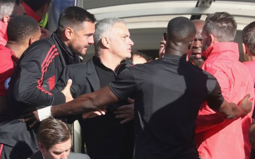 Jose Mourinho facing nervous wait over whether FA will charge him for reaction to Marco Ianni's goading