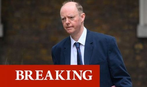 Chris Whitty assault: Man pleads guilty to assaulting England's chief medical officer