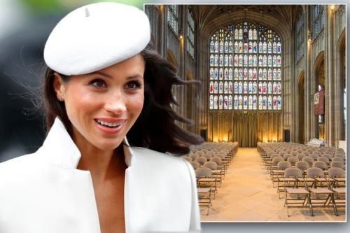 Meghan Markle 'will walk ALONE' down aisle - and Charles will join her halfway
