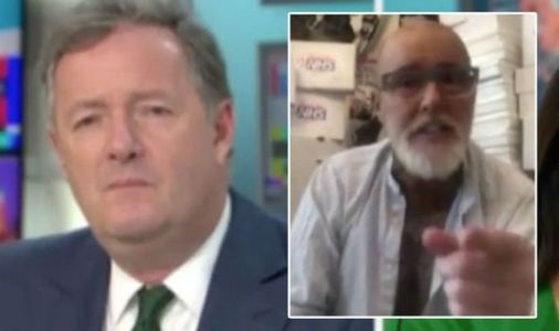 Piers Morgan refuses to apologise after GMB guest blasts Westminster: 'Bulls**t'