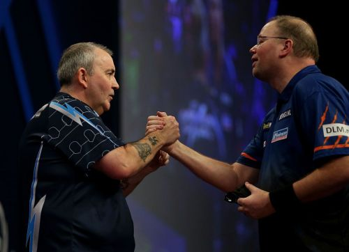How to watch Phil Taylor vs Raymond van Barneveld: Time, stream, format and how are they playing from home?