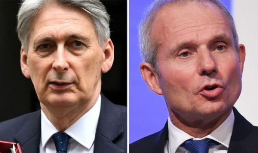 Brexit TURMOIL: Hammond and David Lidington to replace Theresa May in Tory Remainer plot