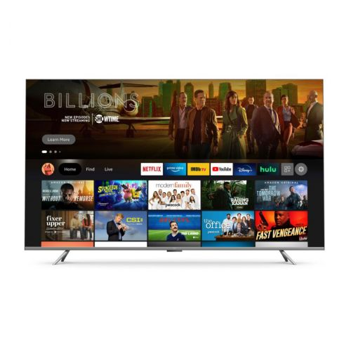 Amazon launches its first self-branded smart TVs and a new 4K Fire TV Stick