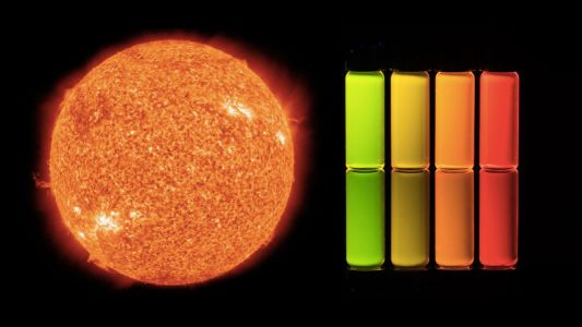 Physicists Entangled Photons in the Lab With Photons From the Sun