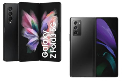 Samsung Galaxy Z Fold 3 vs Samsung Galaxy Z Fold 2: what's the difference between these foldable phones?
