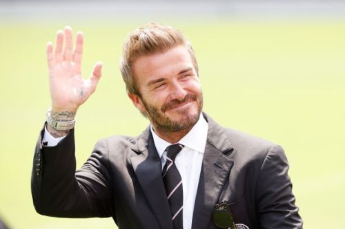 David Beckham signs '£15m-a-year deal with Qatar to become face of 2022 World Cup'