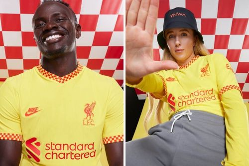 Fast food and Breaking Bad jokes as Liverpool fans react to new kit