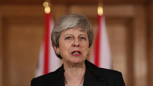 Theresa May slams MPs and tells public: 'I'm on your side'
