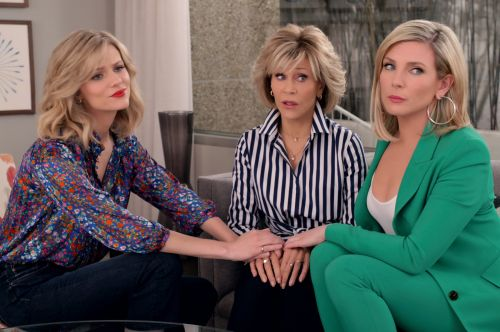 Jane Fonda says it was Netflix's decision to end 'Grace and Frankie' after 7 seasons