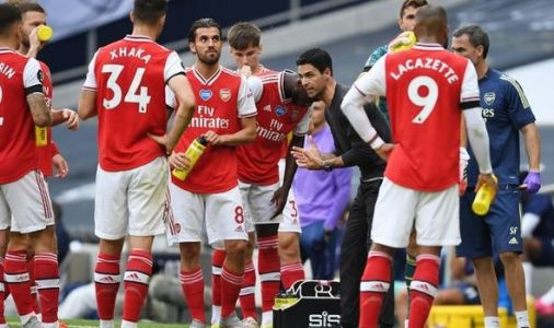 Arsenal tipped to hit a new low in ominous Liverpool prediction