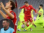 Bayern's Thomas Muller slams Atletico Madrid as 'the thugs of Europe' after being booked