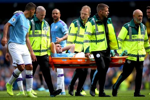 Manchester City's Aymeric Laporte suffers injury vs Real Madrid